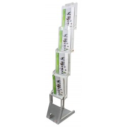 Design advertising leaflet holder